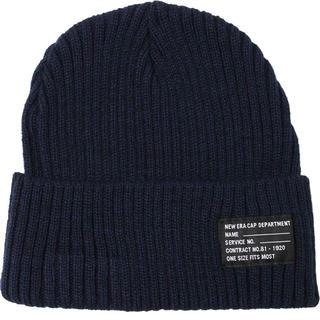 ニューエラー(NEW ERA)のニューエラ ニット帽 メンズ レディース 冬服(ニット帽/ビーニー)