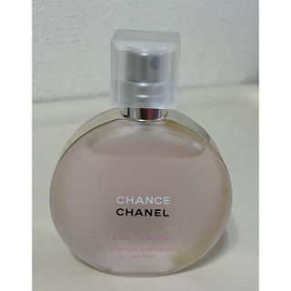シャネル(CHANEL)のシャネル  チャンス オータンドゥル ヘアミスト 35ml  中古 保管品(ヘアウォーター/ヘアミスト)