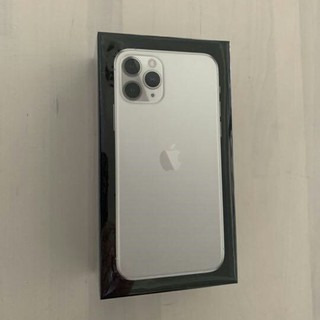 iPhone - iPhone 11 Pro シルバー 256 GB SIMフリー 新品