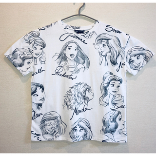 ZARA - 新品 ZARA ディズニープリンセス Tシャツ S