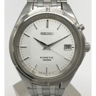 SEIKO - セイコー キネティック 5M62-0D60 (0154-02)