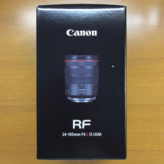 Canon - 【新品・未使用】Canon RF24-105mm F4 L IS USM