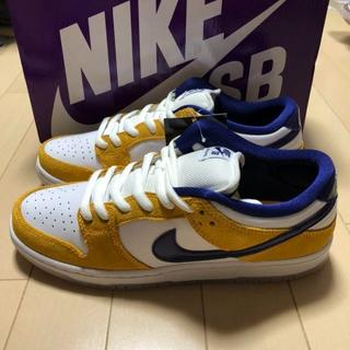 NIKE SB DUNK LOW PRO LASER ORANGE 27.5cm(スニーカー)