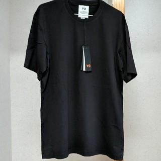 ワイスリー(Y-3)の送料無料 Y-3 バックロゴTシャツ サイズM(Tシャツ/カットソー(半袖/袖なし))