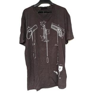 プラダ(PRADA)のプラダ 半袖Tシャツ サイズXL メンズ美品 (Tシャツ/カットソー(半袖/袖なし))