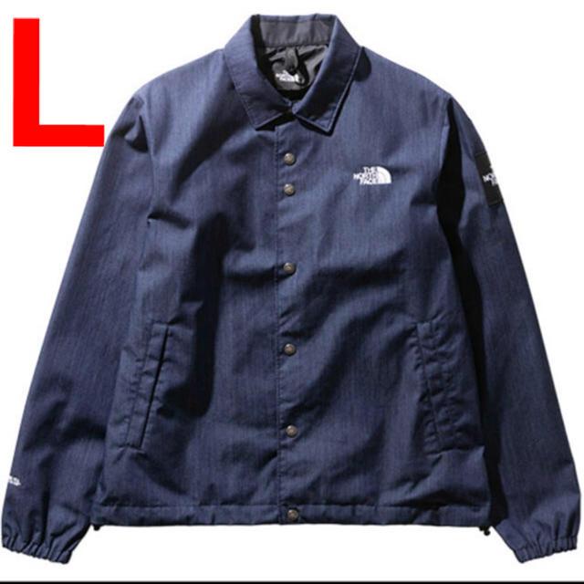 THE NORTH FACE(ザノースフェイス)のGTX DENIM COACH JACKET ノースフェイス Lサイズ メンズのジャケット/アウター(Gジャン/デニムジャケット)の商品写真