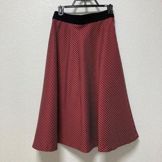 アナイ(ANAYI)のお値下げアナイ スカート34号(ひざ丈スカート)