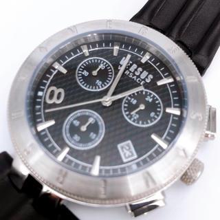 ヴェルサーチ(VERSACE)の【希少】VERSACE/VERSUS 腕時計【スグに届く】(腕時計(アナログ))