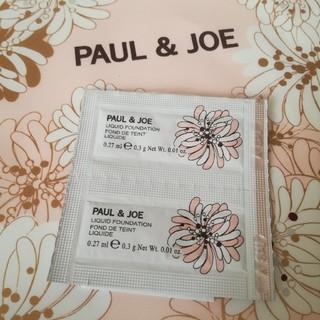 ポールアンドジョー(PAUL & JOE)のPAUL&JOE(ファンデーション)