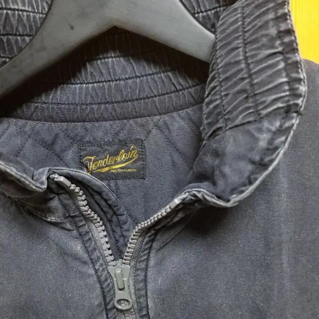TENDERLOIN(テンダーロイン)のテンダーロイン atx acid MA-1  ジャケット XL メンズのジャケット/アウター(フライトジャケット)の商品写真