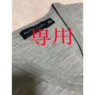 ラルフローレン(Ralph Lauren)のラルフローレン ブラックレーベル Vニット M(ニット/セーター)
