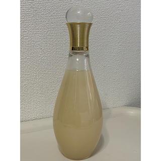 ディオール(Dior)のクリスチャンディオール ジャドール クリーミィシャワージェル 200ml 保管品(ボディソープ/石鹸)