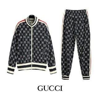 Gucci - 送料込☆ 人気GUCCI ジャージ上下セット