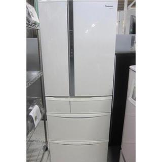 Panasonic - Panasonic 冷凍冷蔵庫 自動製氷付 フレンチドア エコナビ搭載 451L