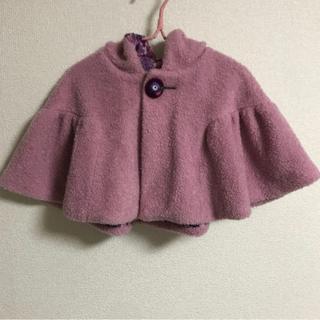 アナスイ(ANNA SUI)のアナスイ ベビーポンチョ フリーサイズ(ジャケット/コート)