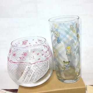 フランシュリッペ(franche lippee)のフランシュリッペ   ゆらりんグラス&トイグラス セット(グラス/カップ)