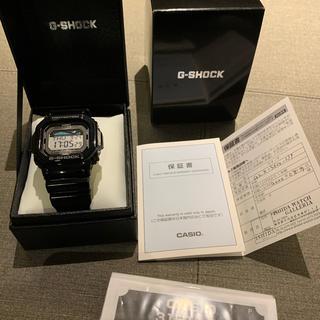 G-SHOCK - G-SHOCK G-LIDE 腕時計 GLX-5600-1JF 黒