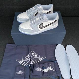 Dior - 【EU41 26.0】Dior x Nike Air Jordan 1 Low