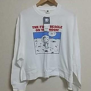 【新品未使用】GUジーユー×SNOOPYスヌーピーコラボTシャツ(長袖)トップス