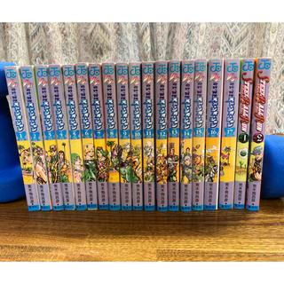 ストーンオーシャン 1〜17巻 全巻セット スティールボールラン 1.2巻(少年漫画)
