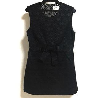 ミリー(Milly)のミリー ノースリーブカットソー サイズ2 S(カットソー(半袖/袖なし))