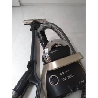 東芝 - 東芝 掃除機 VC-js4000サイクロンクリーナー