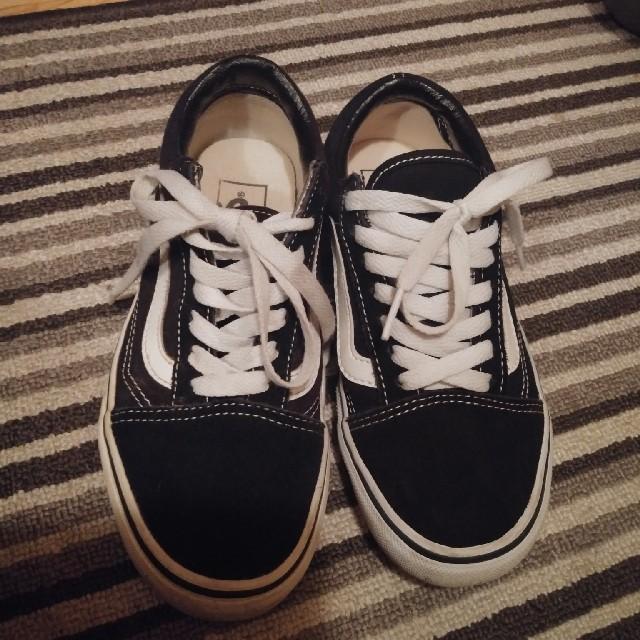 VANS(ヴァンズ)のヴァンズ VANS オールドスクール キッズ キッズ/ベビー/マタニティのキッズ靴/シューズ(15cm~)(スニーカー)の商品写真