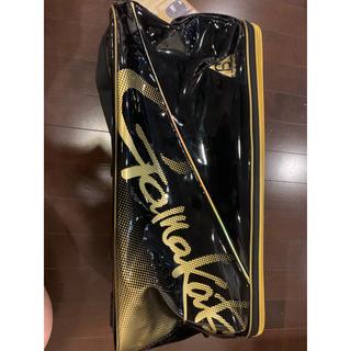 がまかつ - 新品未使用 がまかつ ボックスバッグ ブラック/ゴールドGM-3581