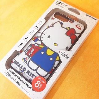 ハローキティ(ハローキティ)のキティ i8P/7PluS 兼用 スマホケース SAN760(iPhoneケース)