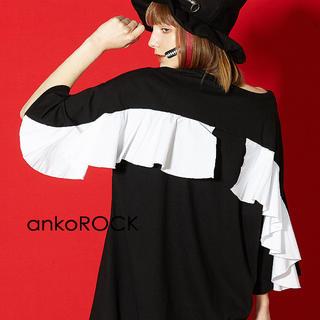 アンコロック(ankoROCK)のankoROCK アンコロック 天使の羽 Tシャツ(Tシャツ(半袖/袖なし))