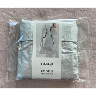 DEUXIEME CLASSE - 新品未使用【BAGGU / バグー 】メタリック バッグ シルバー スタンダード