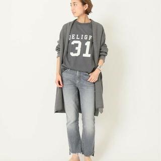 DEUXIEME CLASSE - 新品タグ付 ドゥーズィエムクラス Twins cotton ショートガウン