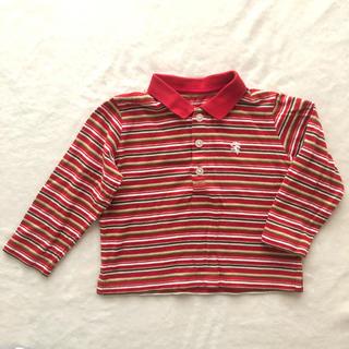 コムサイズム(COMME CA ISM)のcomme ca angel ポロシャツ 90(Tシャツ/カットソー)