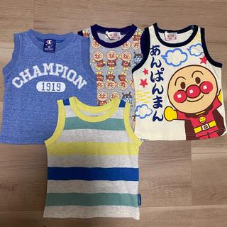 チャンピオン(Champion)のチャンピオン アンパンマン  夏服 80サイズ まとめ売り(Tシャツ)
