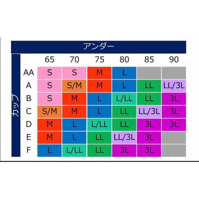 【お買い得✨】ジニエブラ スポブラ 3色セット【4L】 レディースの下着/アンダーウェア(ブラ)の商品写真