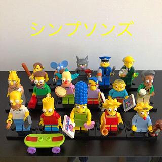 Lego - レゴ   LEGO   シンプソンズ ミニフィギュア  シリーズ1  16体