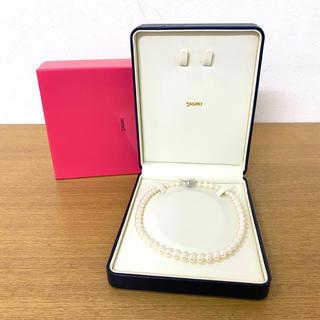 タサキ(TASAKI)の専用 タサキ パールネックレス アコヤ 真珠 ☆ミキモト (ネックレス)