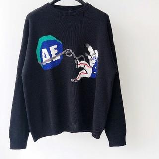 メゾンキツネ(MAISON KITSUNE')のADER ERROR セーター A1(ニット/セーター)