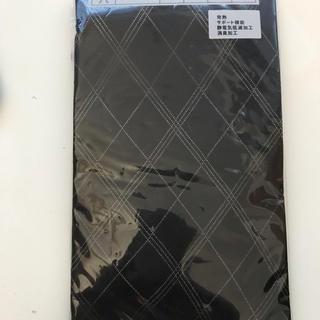 ユニクロ(UNIQLO)のヒートテックタイツ  タイツ ユニクロ 柄タイツ 黒 M/L(タイツ/ストッキング)