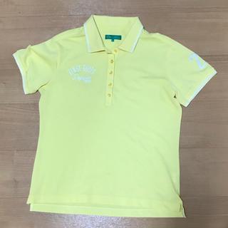 ニジュウサンク(23区)の23区golf サイズ3 黄色(ウエア)