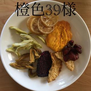 橙色39様(フルーツ)