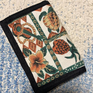 ハワイアン雑貨   折りたたみ財布  激安価格(財布)