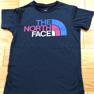 ザノースフェイス(THE NORTH FACE)の ノースフェイス Tシャツ レディース カラフルロゴティー(Tシャツ(半袖/袖なし))