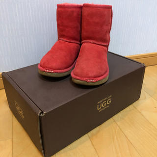 アグ(UGG)のUGG キッズブーツ 19.5cm(ブーツ)