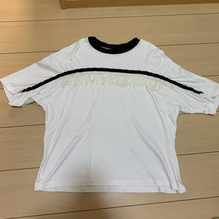 ルカ(LUCA)のトップス(Tシャツ(半袖/袖なし))