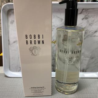 BOBBI BROWN - ボビイブラウン スージングクレンジングオイル(メイク落とし)特大サイズ400mL