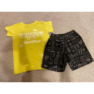 アンパサンド(ampersand)の男の子 120 アンパサンド ワンマイルウェア 部屋着 パジャマ (Tシャツ/カットソー)
