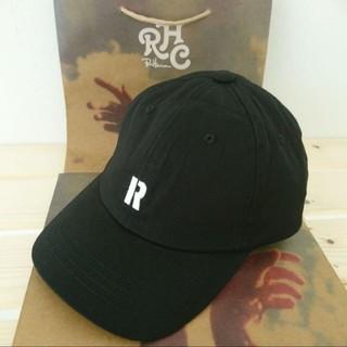Ron Herman - 新品!【RHC Ron Herman】ロンハーマン R CAP キャップ 黒