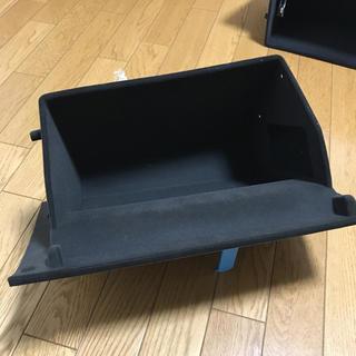 マツダ(マツダ)のCX-5 KF植毛加工グローブボックス(車内アクセサリ)