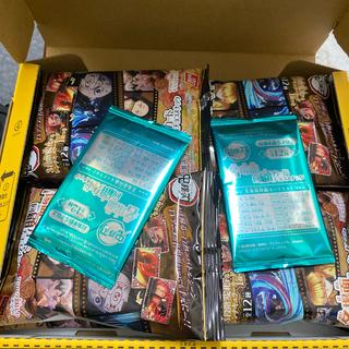 バンダイ(BANDAI)の鬼滅の刃 名場面回顧カードチョコスナック8コ+おまけカード(菓子/デザート)